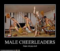 male cheerleaders   Her Life Lessons via Relatably.com