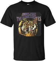 XTOTO Men's T-shirts <b>The Black Crowes black</b> S: Amazon.ca: Books
