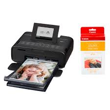 Купить Компактный фотопринтер <b>Canon Selphy</b> CP1200 Black ...