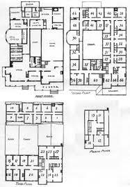 FLOOR PLANS HOMES MANSIONS   FREE FLOOR PLANSMansion Style Houseplans   Chatham Design Group House Plans