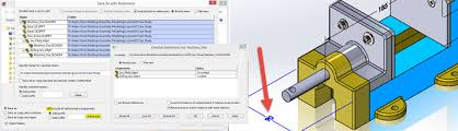 solidworks assembly external reference best practices