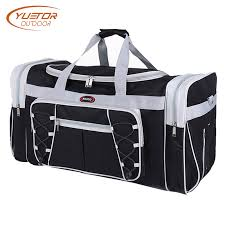 YUETOR <b>OUTDOOR</b> Big Capacity Gym Bag <b>Sports</b> Bags Large ...