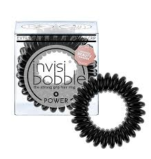 <b>Invisibobble Power True Black</b> – Oz Hair & Beauty