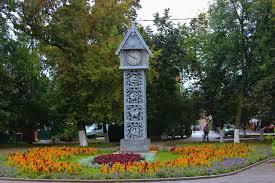 История монументов: Пензенские <b>часы с кукушкой</b> были ...