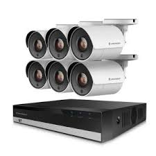 Amcrest <b>8-Channel</b> 2MP 1TB DVR Surveillance System with 6 Wired ...