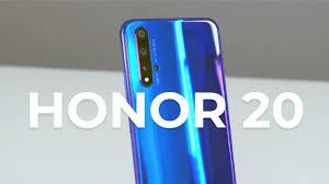 Обзор <b>смартфона Honor 20</b> - YouTube