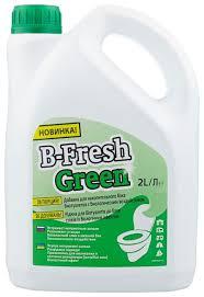 Thetford Туалетная <b>жидкость B-Fresh Green 2</b> л — купить по ...