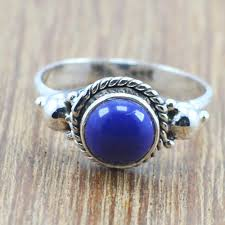 Designer <b>925 Sterling Silver</b> Jewelry Lapis Lazuli Gemstone <b>New</b> ...