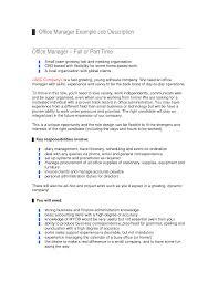Medical Office Manager Resume Job Description | Wapitibowmen resume ... Job Description Office Manager By User002 With Medical Office Manager Resume Job ...