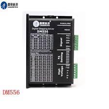 2 phase <b>Leadshine DM556</b> driver for 57MM 86MM <b>stepper</b> motor 36 ...