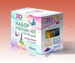 <b>Набор пластика ABS</b>. 6 различных цветов по <b>12</b> м Honya - купить ...