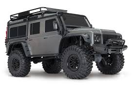 <b>Радиоуправляемая машина Traxxas</b> Land Rover Defender <b>TRX</b>-<b>4</b> ...