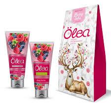 OLEA <b>Berry</b> Tales <b>Крем для рук</b> увлажняющий <b>ЯГОДНЫЙ</b> туба ...