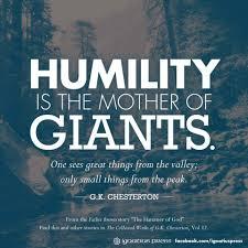 the new you humility by babalola olusegun representeens