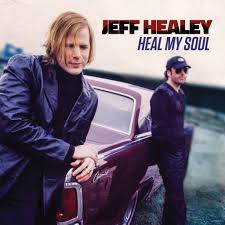 <b>Jeff Healey Heal</b> My Soul CD Cover | Small Dog Design