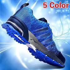 Sport <b>Running</b> Shoes for Womens/<b>Mens Mesh</b> Breathable Trail ...