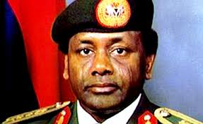 Nigerian government - General Sani Abacha