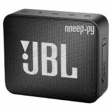 <b>Колонка</b> JBL Go 2 Midnight Black