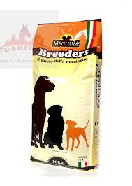 <b>MEGLIUM</b> ADULT <b>BREEDERS Корм сухой</b> 20 кг для взрослых собак