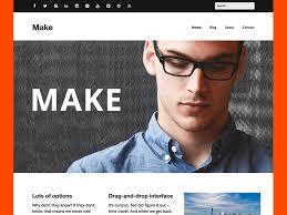 top 10 responsive wordpress theme 2015 accesspress themes make