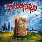 Best Case Scenario: 25 Years in Beers album by Tankard