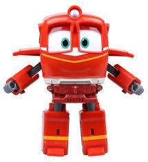 <b>Трансформер Silverlit Robot Trains</b> Альф 80165 — купить по ...