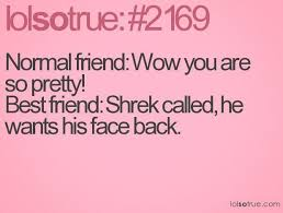 Funny Friendship and best friend funny quotes | LivLuk