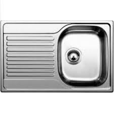 ≡ <b>Кухонная мойка Blanco TIPO</b> 45 S Compact нерж. сталь ...