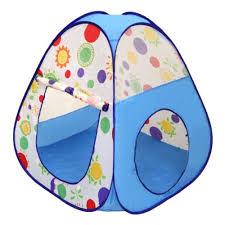 Детская <b>игровая палатка Наша Игрушка</b> 985-Q33 Полевые цветы ...