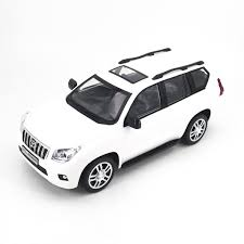 <b>Радиоуправляемый джип</b> Toyota Land Cruiser Prado White 1:12 ...