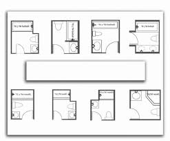 compact bathroom layout