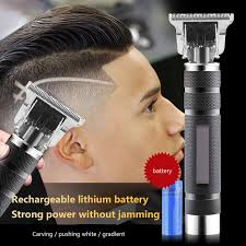 <b>NEW</b> Electric Pro Li <b>T</b> Outliner Men Skeleton Cordless <b>Trimmer Hair</b> ...