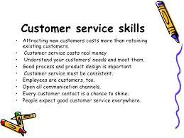 customer service  20 customer service skills
