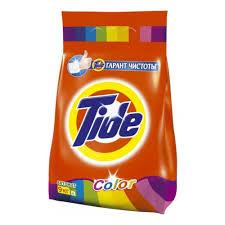 <b>Стиральный порошок TIDE</b> Color 9кг — купить в интернет ...