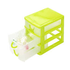 <b>Drawer</b> Plastic <b>Makeup</b> Organizer <b>Storage Box Drawers</b> Cabinets ...