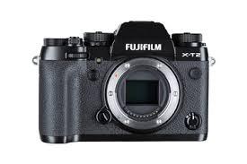 <b>Фотоаппарат</b> со сменной оптикой <b>FUJIFILM X</b>-<b>T2 Body</b>, черный ...