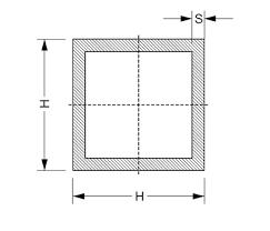 <b>Труба алюминиевая квадратная</b> купить бокс алюминиевый в ...