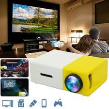 Pocket Projector Mini Projector HD 1080P for Children ... - Vova