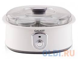 <b>Йогуртница Galaxy GL2690</b> белый — купить по лучшей цене в ...