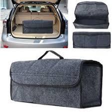 Car Trunk Collapsible Storage Bag Basket Box Organizer ... - Vova