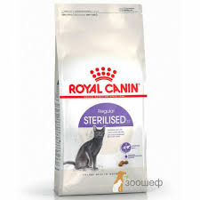 <b>Корм Royal Canin Sterilised</b> 37 для Кастрированных и ...