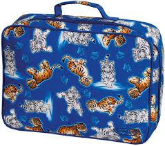 Schneiders <b>Сумка</b>-папка школьная Kiddy <b>Bag Tiger kids</b> — купить в ...