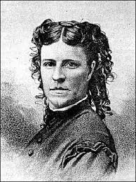 Elizabeth Inman Mathewson, ranch manager, pioneer, and wife of Buffalo Bill Mathewson. ELIZABETH (INMAN) MATHEWSON (1842-1885). Born in England, she lived ... - 72_4_elizabeth_inman_mathewson