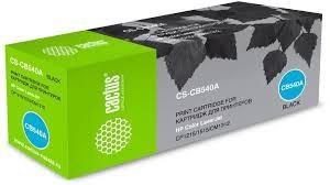 Купить <b>Картридж CACTUS CS-CB540A</b>, черный в интернет ...