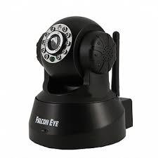 Беспроводная поворотная Wi-Fi <b>IP камера Falcon Eye</b> FE ...