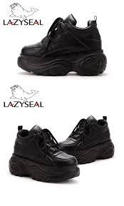 <b>LazySeal Platform Shoes Women Boots</b> Spring Sports Ultra Light ...
