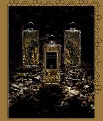 Perfume Review- <b>Serge Lutens Borneo 1834</b> - Kafkaesque