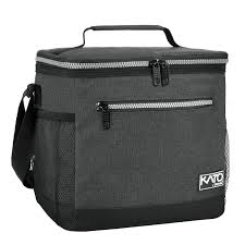 <b>Insulated Lunch</b> Bag for Women Men, Leakproof <b>Thermal</b> Reusable ...