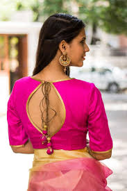 best images about saree blouse designs blouses ready to shop blouses house of blouse we think a fuchsia blouse is a