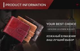 KAVIS Luxury brand Genuine Leather Women Wallet Female Lady ...